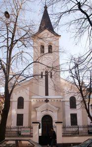Първа евангелска съборна църква